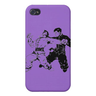KUNG FU SWEEP iPhone 4 CASES