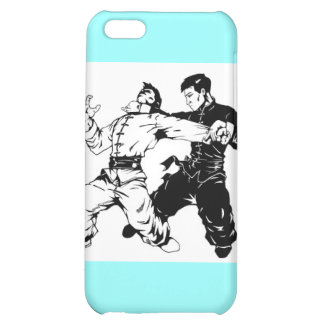 KUNG FU SWEEP iPhone 5C CASE