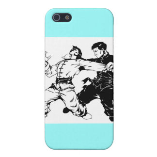 KUNG FU SWEEP iPhone SE/5/5s CASE