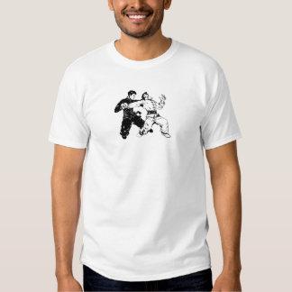 kung fu sweep t shirt