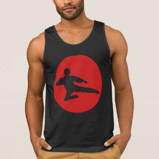 Kung fu tank
