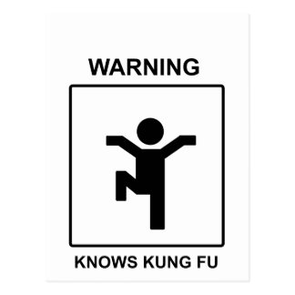 Kung Fu Postal