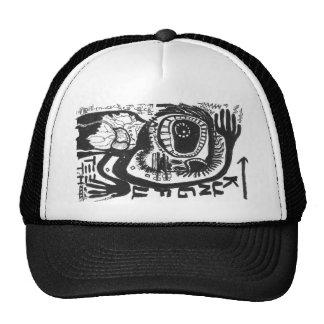 Kung Fu Teeth Trucker Hat