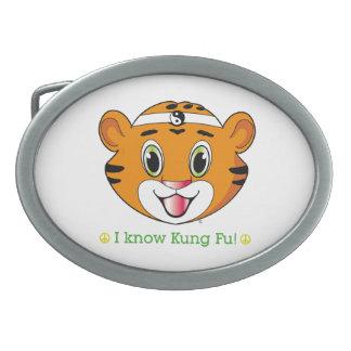 Kung Fu Tiger™ Belt Buckles