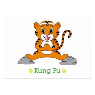Kung Fu Tiger™ Business Card