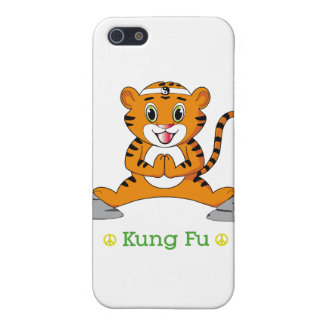 Kung Fu Tiger™ Case For iPhone SE/5/5s
