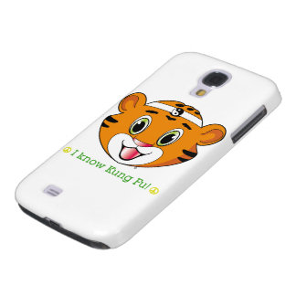 Kung Fu Tiger™ Galaxy S4 Cover