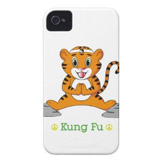 Kung Fu Tiger™ iPhone 4/4S Custom Case-Mate ID