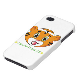 Kung Fu Tiger™ Case For iPhone 4