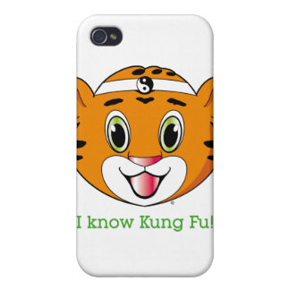 Kung Fu Tiger™ iPhone Case