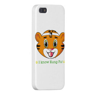 Kung Fu Tiger™ Case For iPhone 5