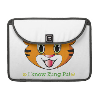 Kung Fu Tiger™ Macbook Pro Sleeve