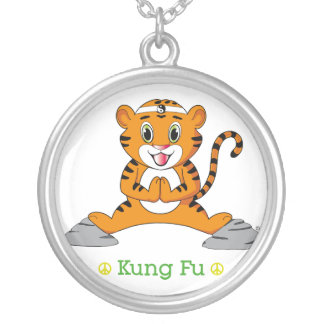 Kung Fu Tiger™ Necklace