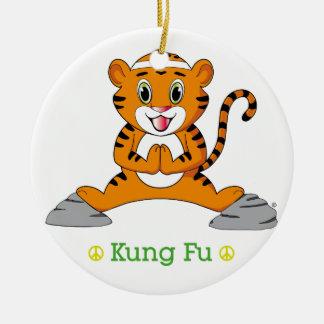 Kung Fu Tiger™ Ornament