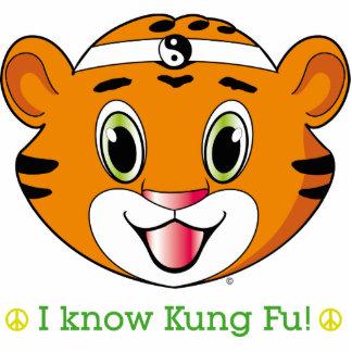 Kung Fu Tiger™ Photo Sculpture