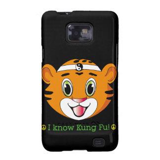 Kung Fu Tiger™ Samsung Galaxy S Case