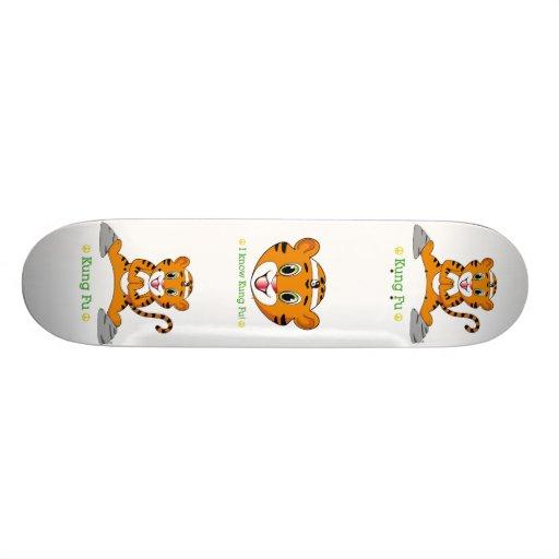 Kung Fu Tiger™ Skateboard