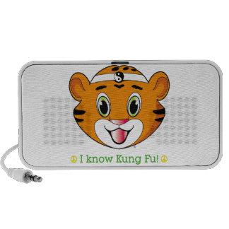 Kung Fu Tiger™ Speakers