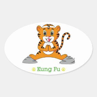 Kung Fu Tiger™ Sticker
