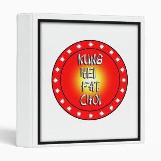 Kung Hei  Fat Choi 3 Ring Binder