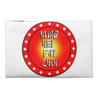 Kung Hei  Fat Choi Travel Accessories Bag