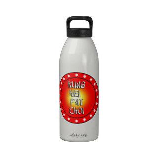 Kung Hei  Fat Choi Reusable Water Bottle