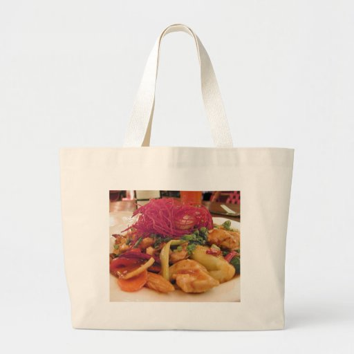 Kung Pao Chicken Food Dinner Bag