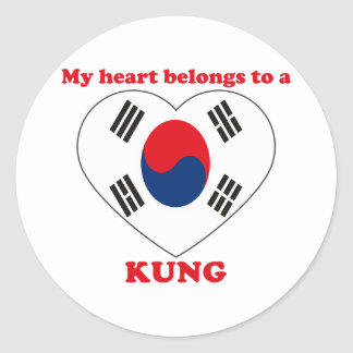 Kung Stickers