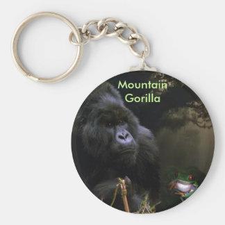 Kunga Mountain Gorilla Collection Keychain