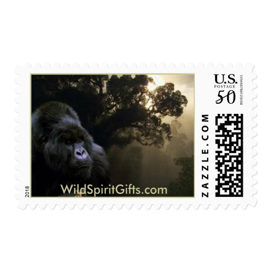 Kunga Mountain Gorilla Collection Postage