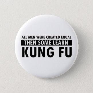 kungfu designs pinback button