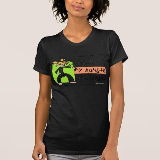 kungfutee t-shirt
