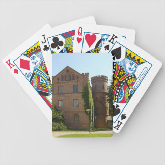 Kunghuset Castle Bicycle Playing Cards