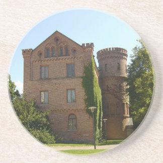 Kunghuset Castle Sandstone Coaster