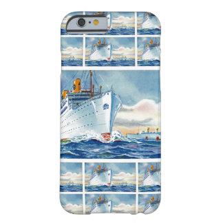 Kungsholm y Gripsholm en el mar Funda De iPhone 6 Barely There