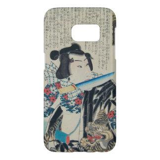 Kunisada, A Present-day Suikoden Samsung Galaxy S7 Case