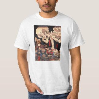 Kuniyoshi Skeleton T-shirt