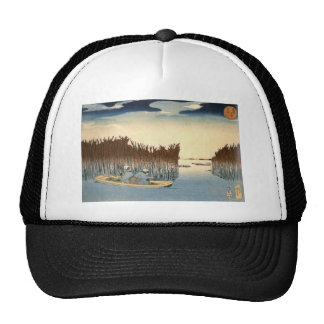Kuniyoshi - UKIYOE- Trucker Hat