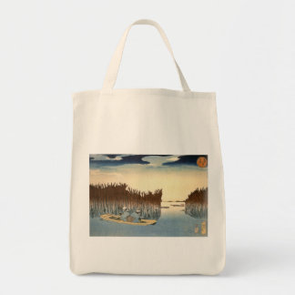 Kuniyoshi - UKIYOE- Tote Bag