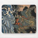 Kuniyoshi Utagawa, dragón 2 Alfombrilla De Raton