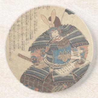 Kuniyoshi Utagawa Samurai Coaster
