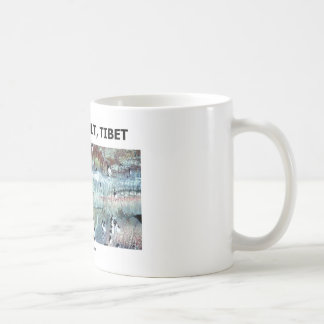 Kunlun Fault Tibet Coffee Mug