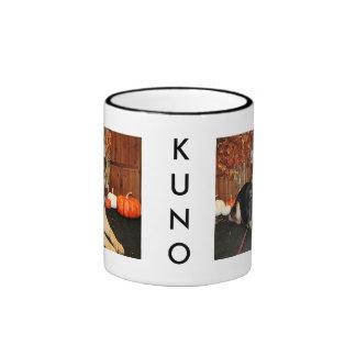 Kuno - German Shepherd - Photo-15 Ringer Mug