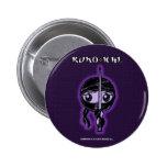 KUNOICHI Purple Button