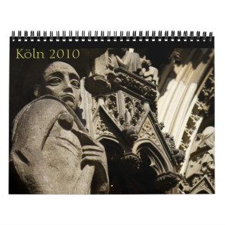 Kunst 2010 Kalender calendario del arte