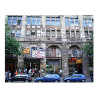 Kunsthaus Tacheles Berlin Postcard