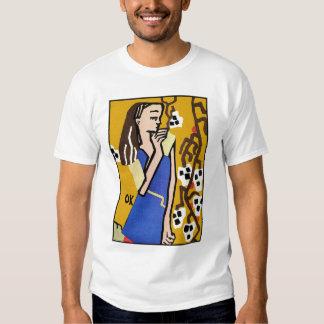 Kunstschau Wien Art by Kokoschka T-shirt