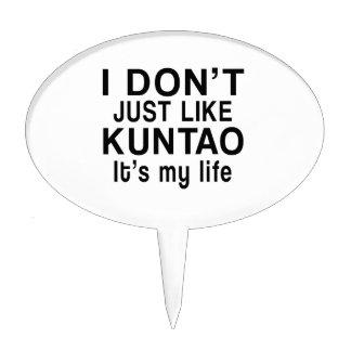 KUNTAO IS MY LIFE CAKE TOPPER