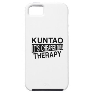 KUNTAO IT'S CHEAPER THAN THERAPY iPhone SE/5/5s CASE