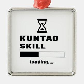 Kuntao skill Loading...... Metal Ornament